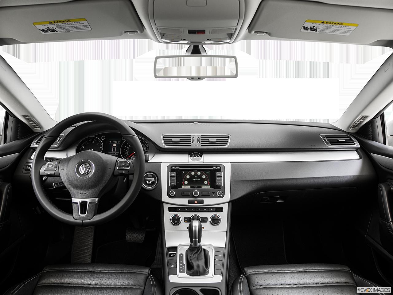 Interior View Of 2015 Volkswagen CC in Franklin