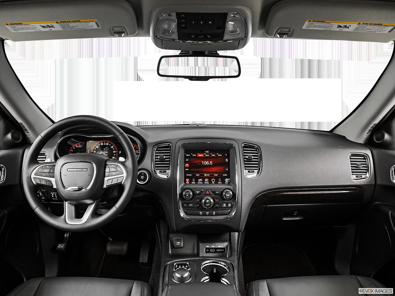Interior View Of 2015 Dodge Durango in Huntington Beach