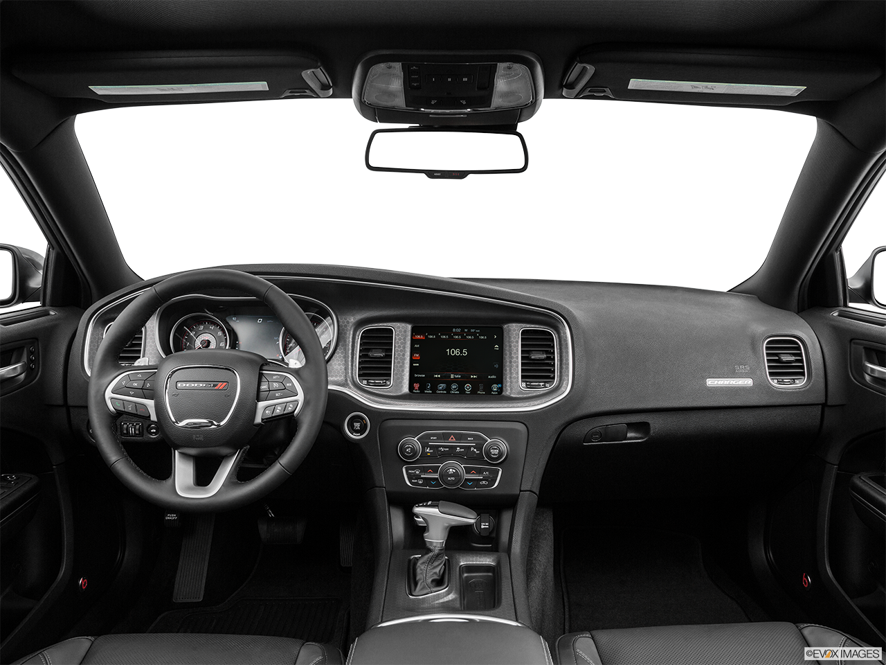Interior View Of 2015 Dodge Charger in Huntington Beach