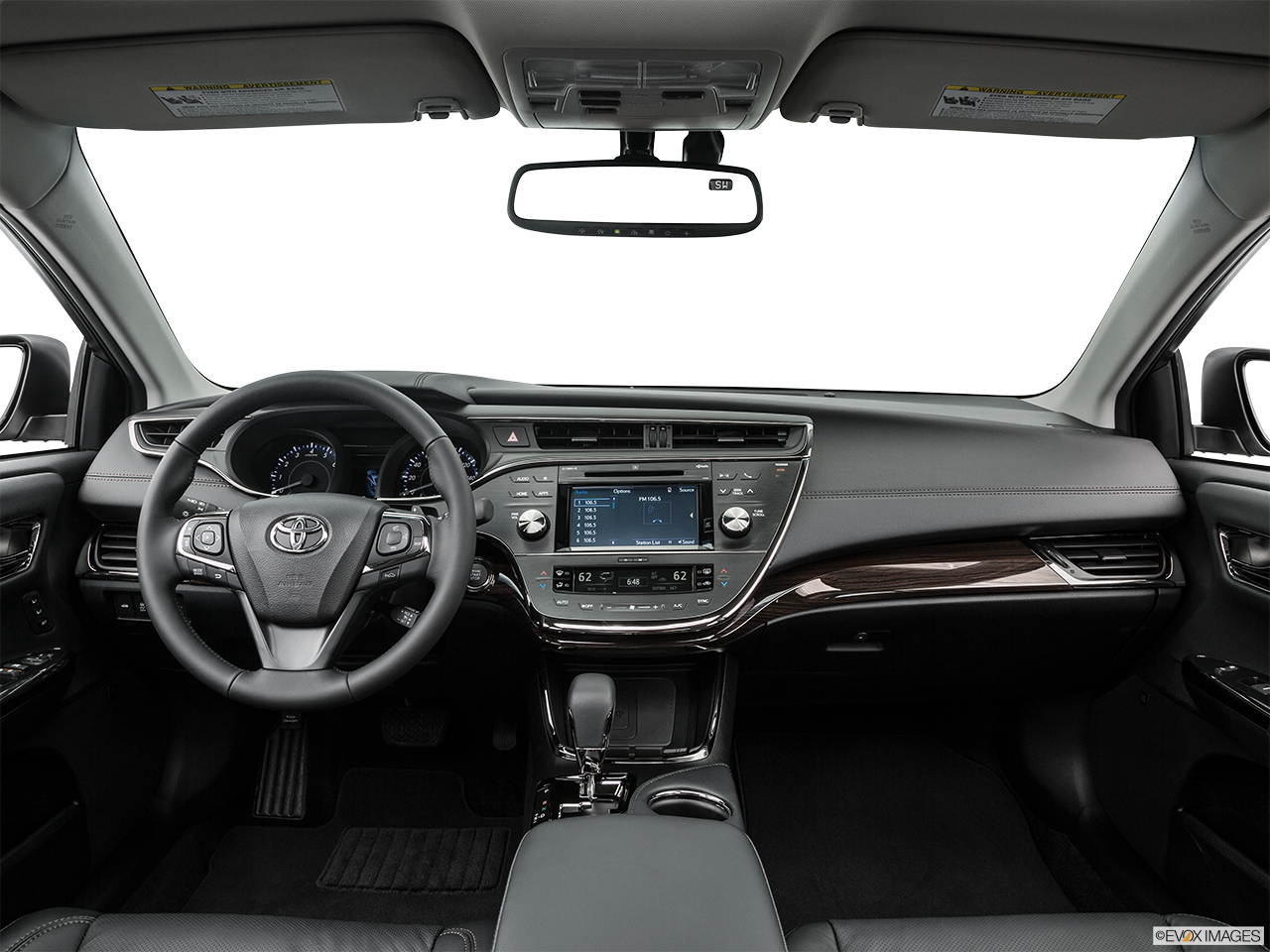 Interior View Of 2015 Toyota Avalon In Hampton Roads