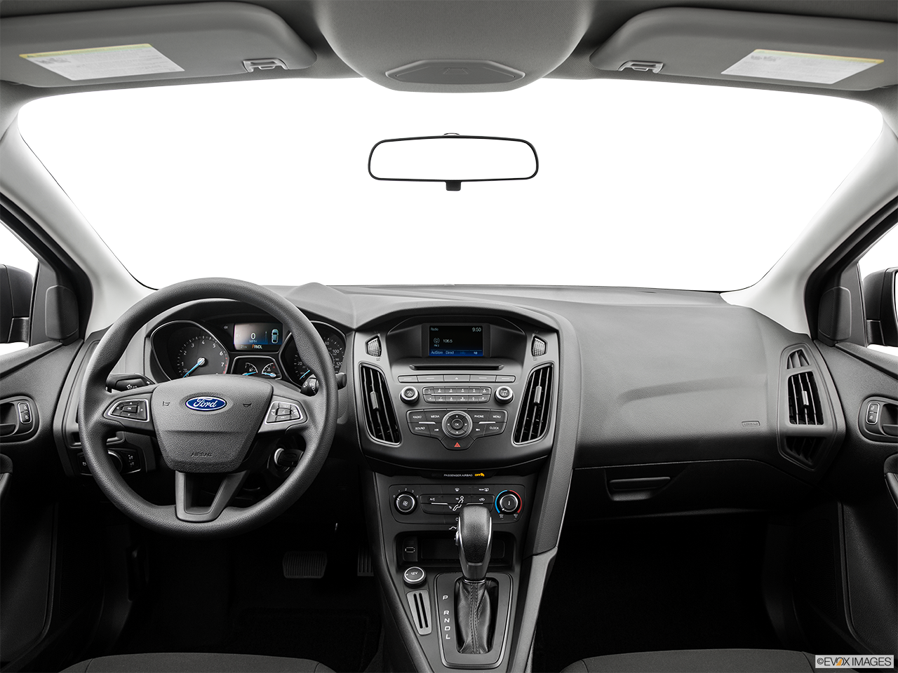 Interior View Of 2015 Ford Focus In Franklin