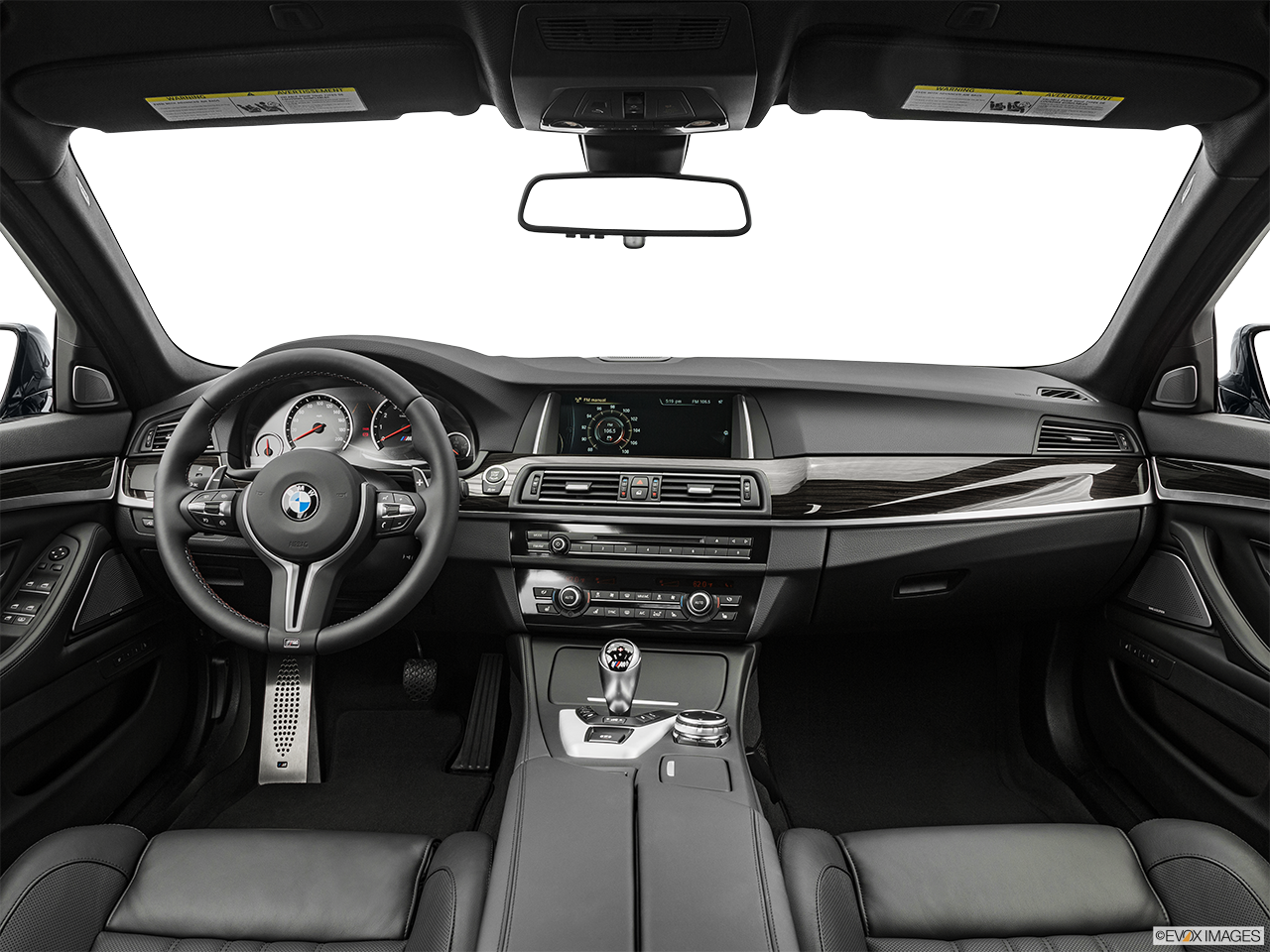 Interior View Of 2016 Bmw M5 In Hampton Roads