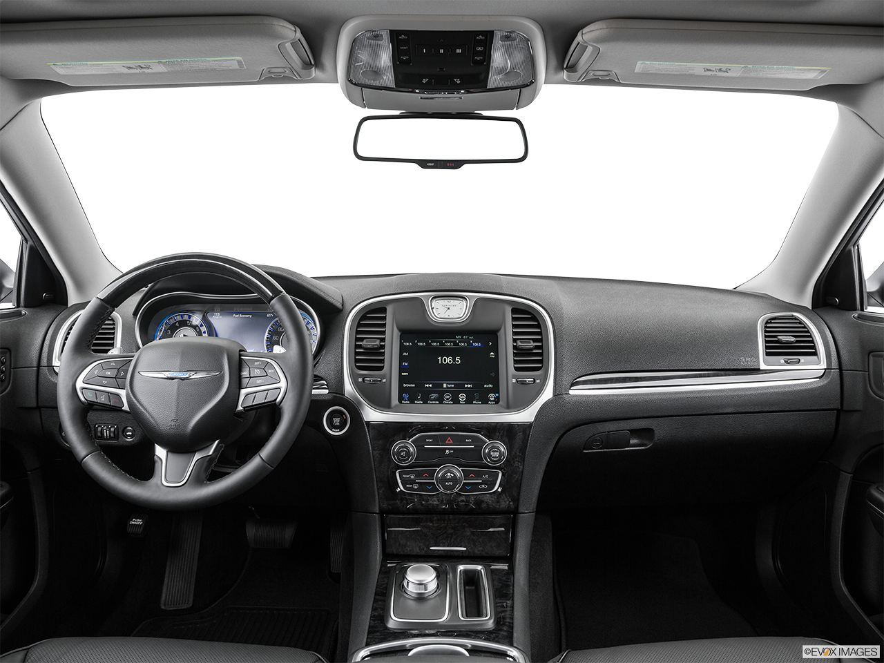 Interior View Of 2015 Chrysler 300 in Huntington Beach