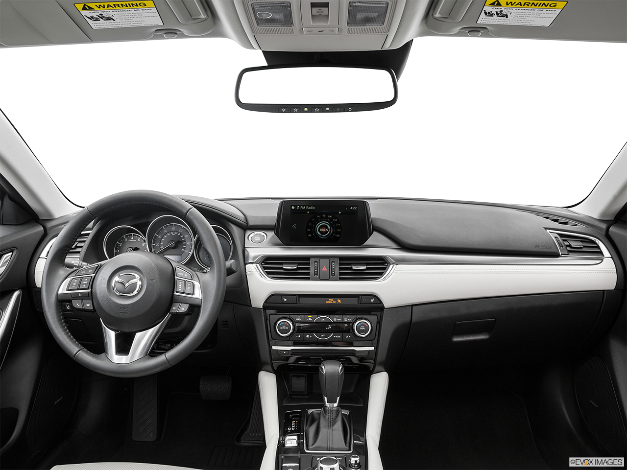 Interior View Of 2016 Mazda6 in Los Angeles