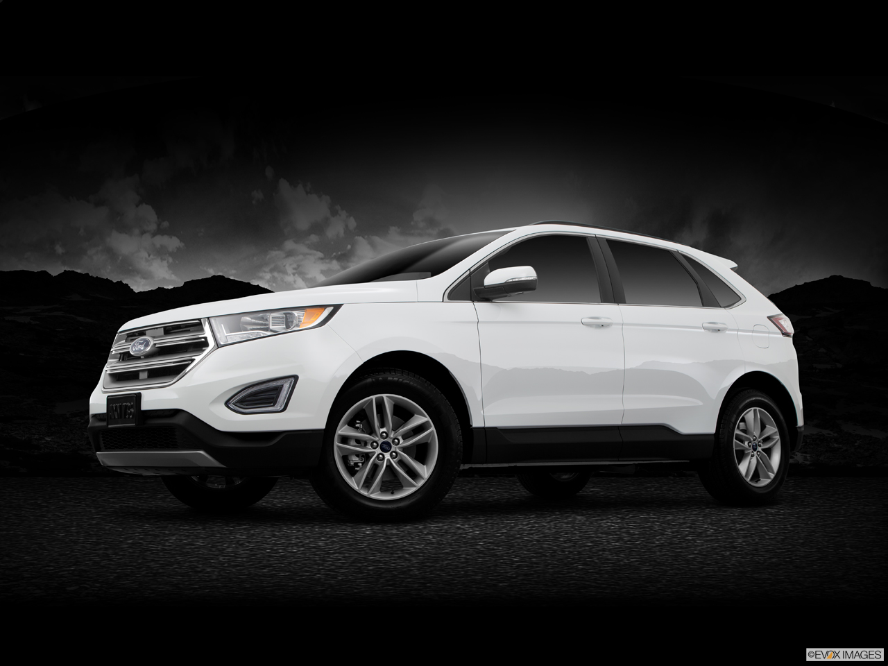 Exterior View Of 2015 Ford Edge in Harrisburg