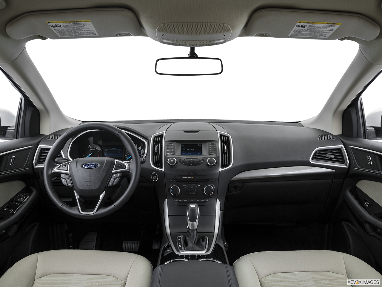 Interior View Of 2015 Ford Edge in Harrisburg
