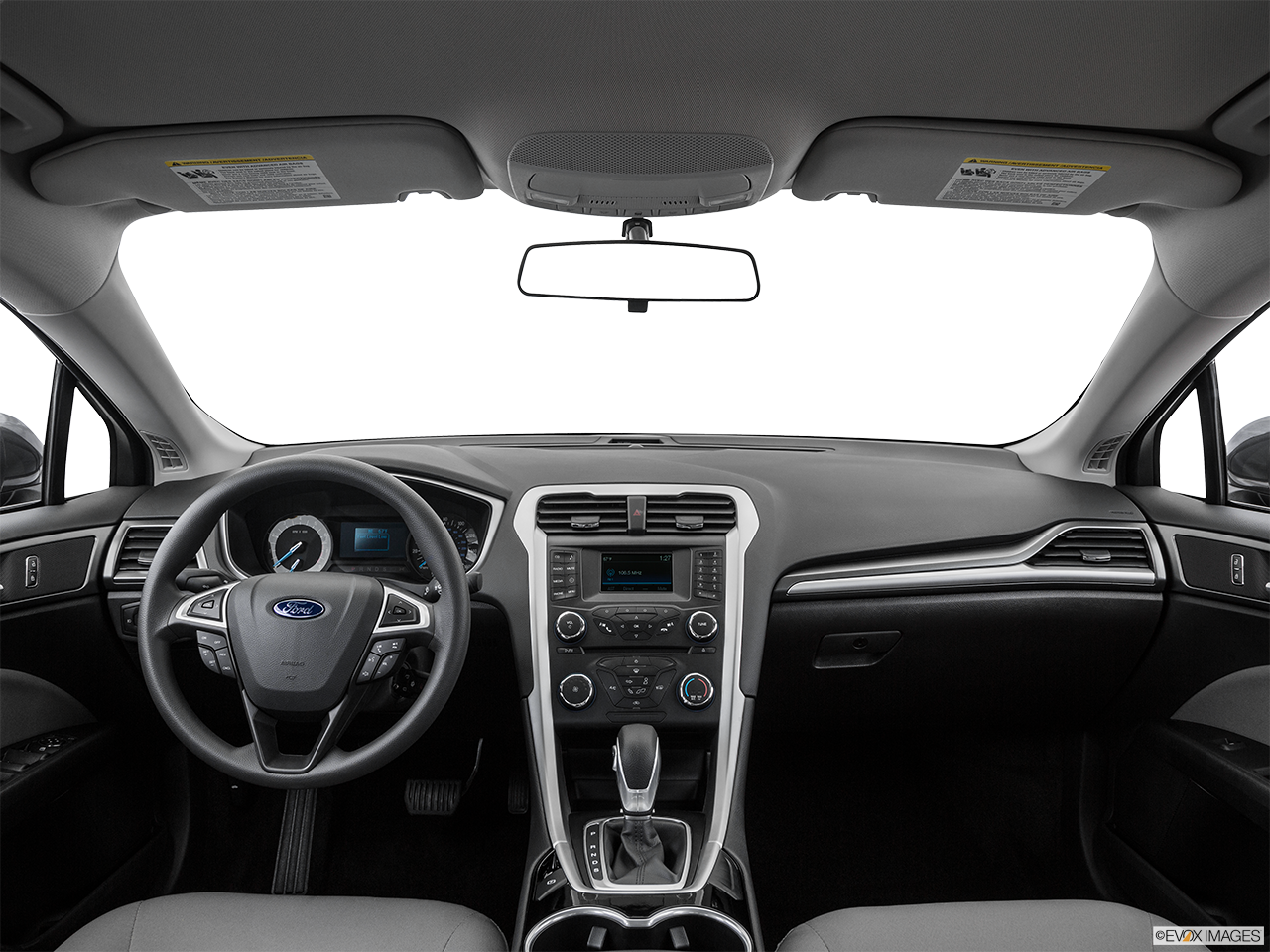 Interior View Of 2016 Ford Fusion in Huntington Beach