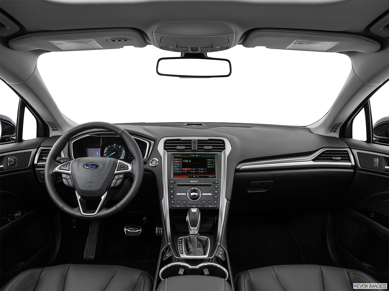 Interior View Of 2016 Ford Fusion Energi in Franklin
