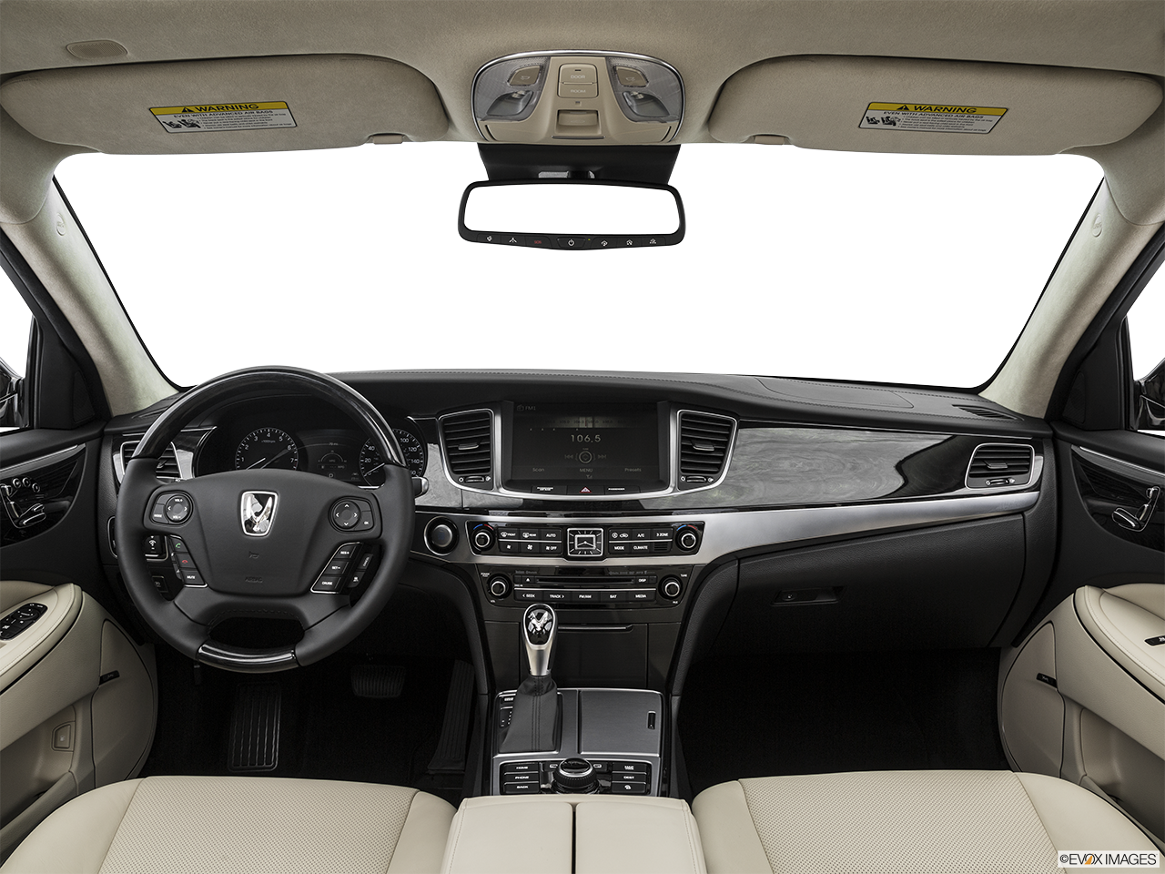 Interior View Of 2016 Hyundai Equus in Tracy