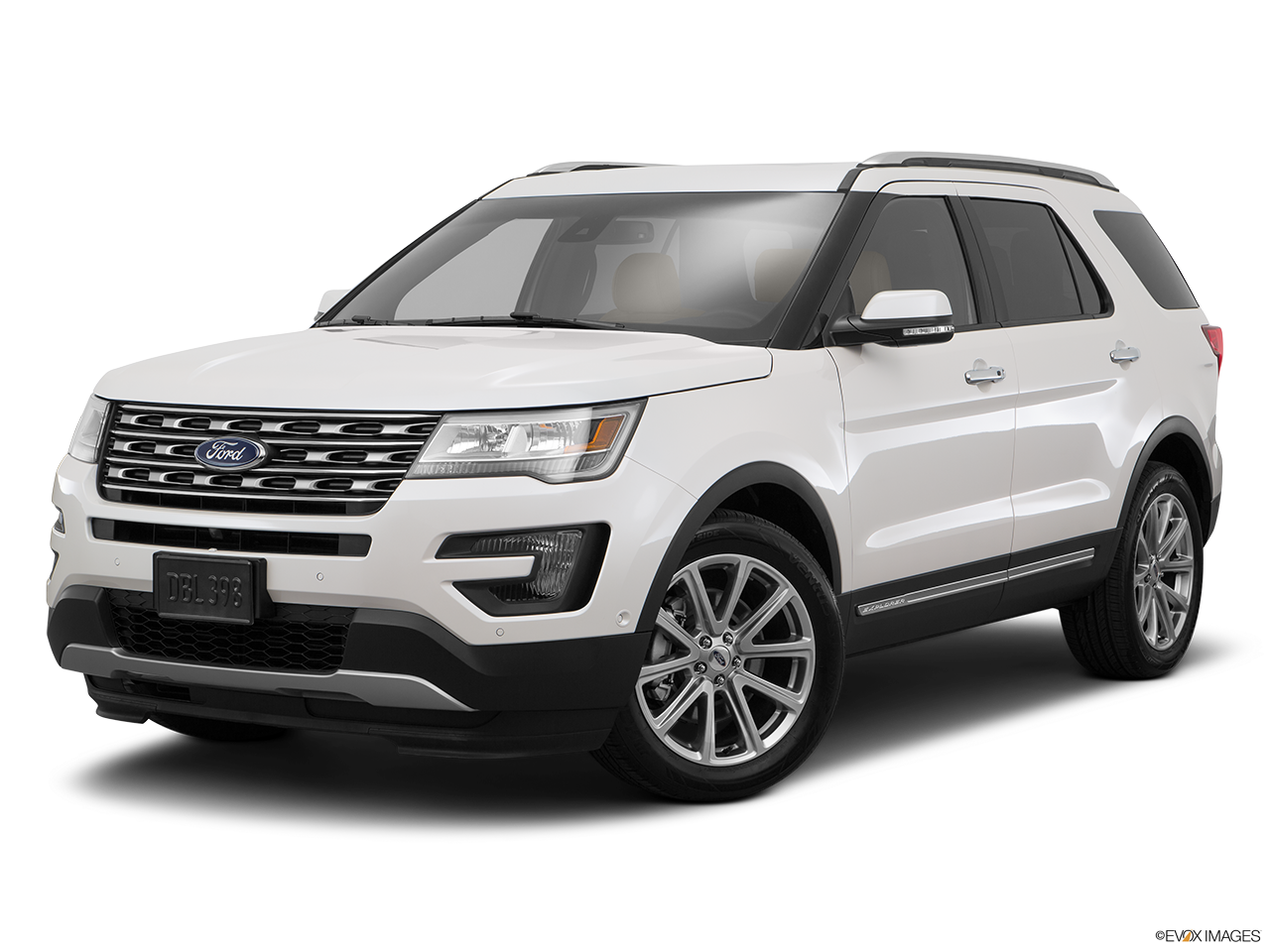 Test Drive A 2017 Ford Explorer at Huntington Beach Ford in Huntington Beach