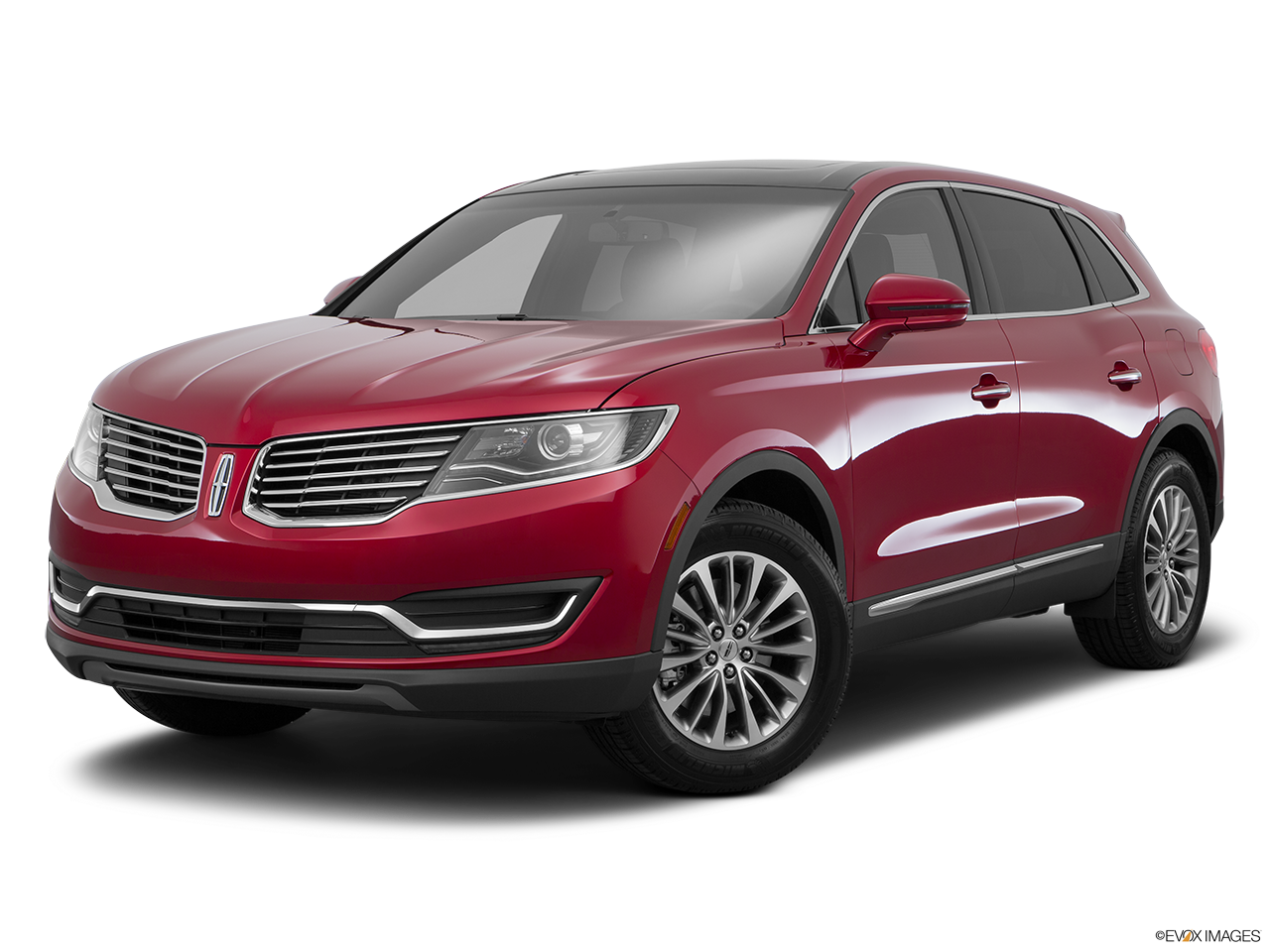 Test Drive A 2016 Lincoln MKX at Galpin Lincoln in Los Angeles