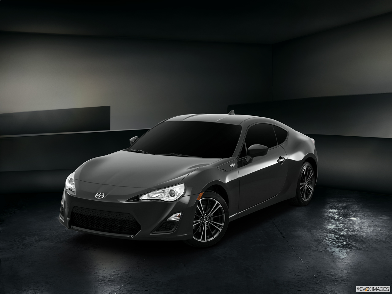 Exterior View Of 2016 Scion FR-S Riverside