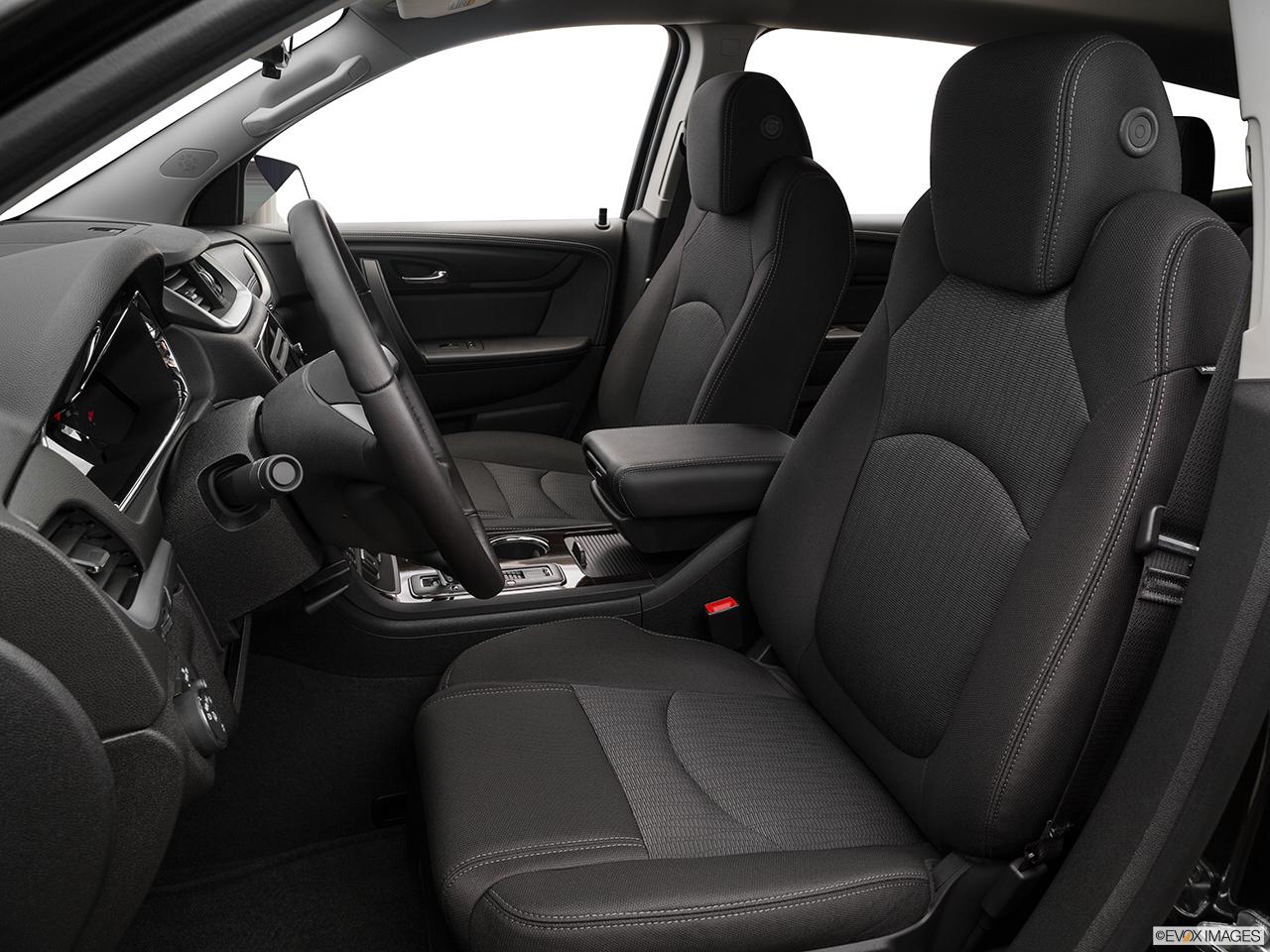 Research The 2016 Chevrolet Traverse In Sullivan