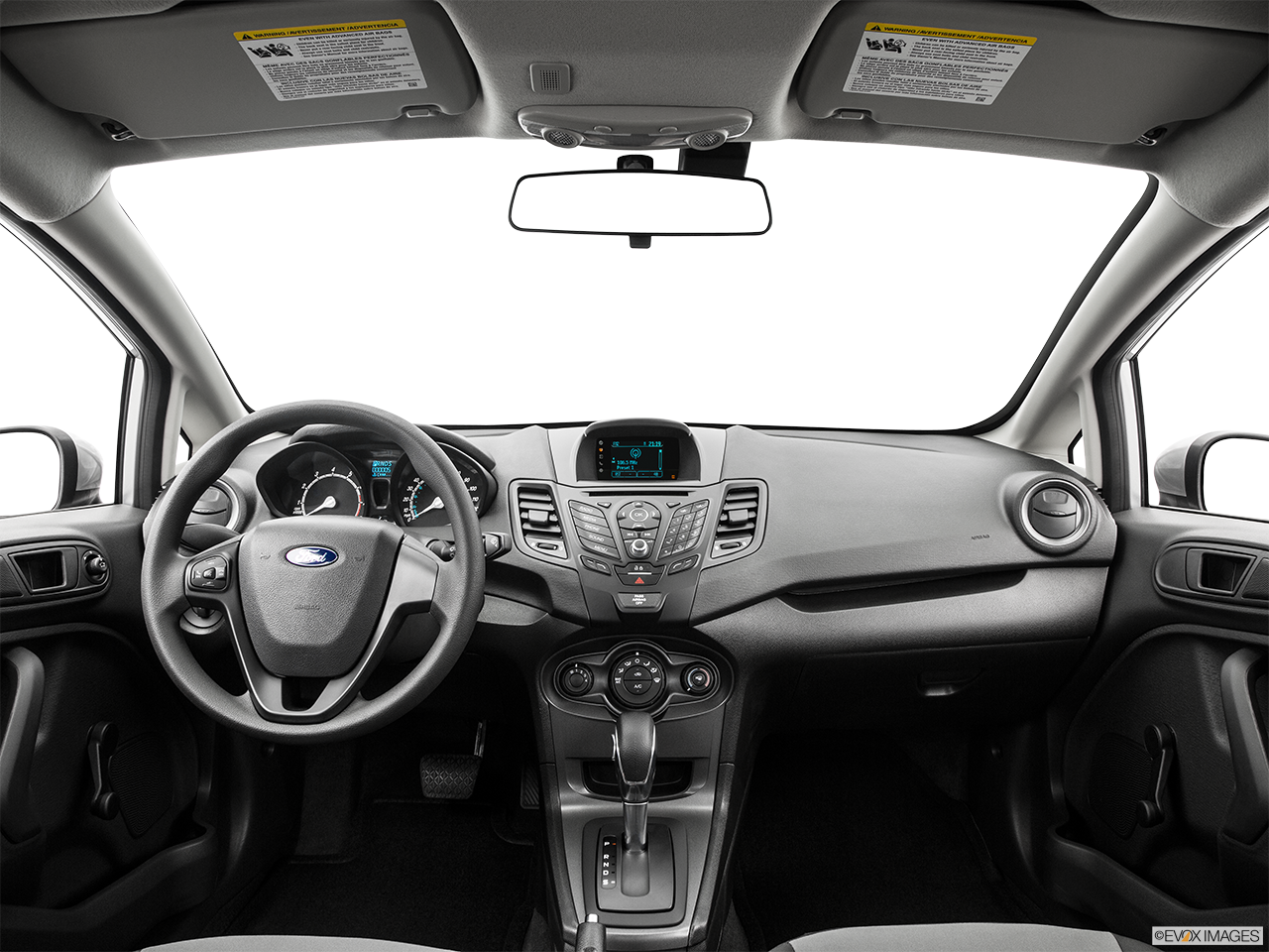 Interior View Of 2016 Ford Fiesta in Harrisburg