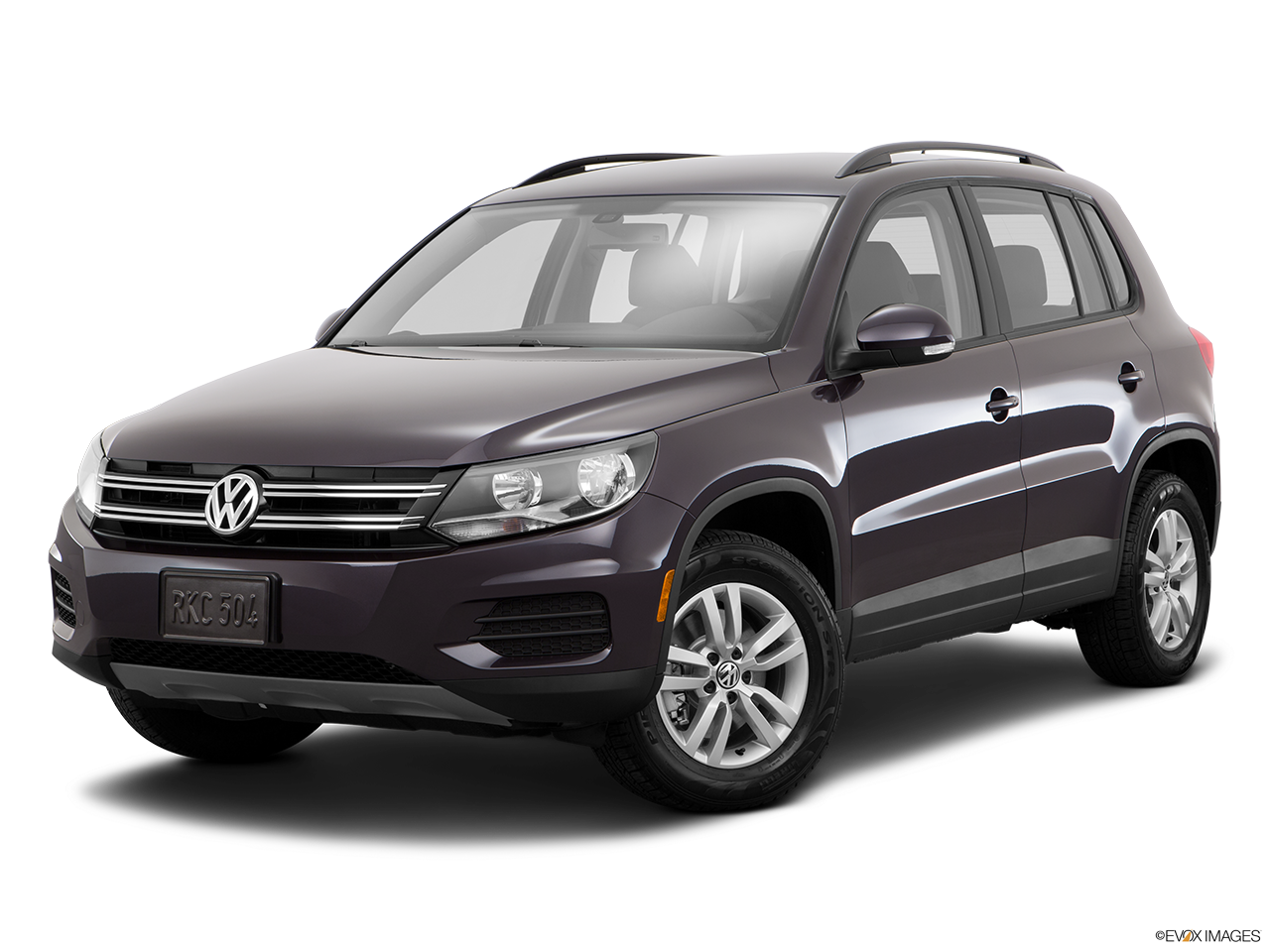 Test Drive A 2016 Volkswagen Tiguanat New Century Volkswagen in Los Angeles