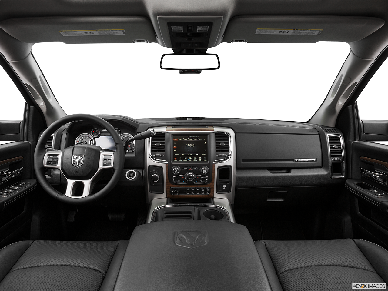 Interior View Of 2016 RAM 2500 in Fort Pierce