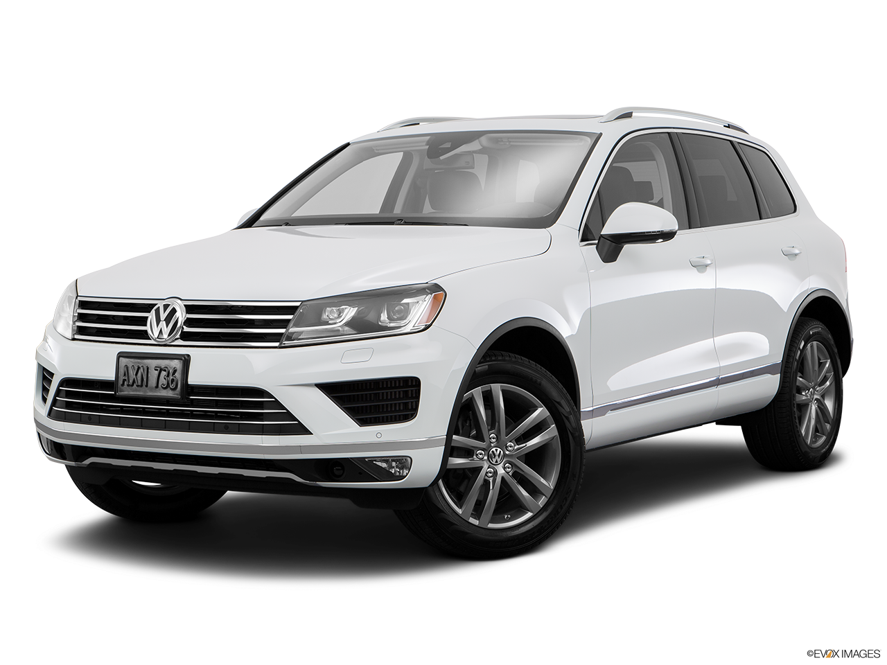 Test Drive A 2017 Volkswagen Touareg at Herman Cook Volkswagen in San Diego