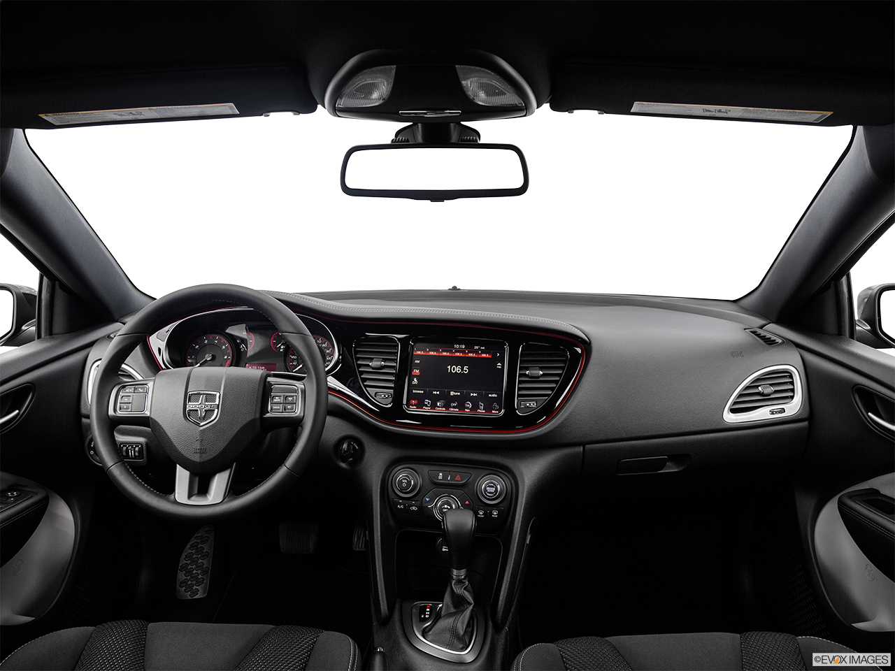 Interior View Of 2016 Dodge Dart in Antioch