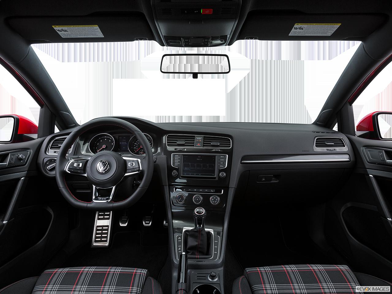 Interior View Of 2016 Volkswagen Golf GTI in Newport News