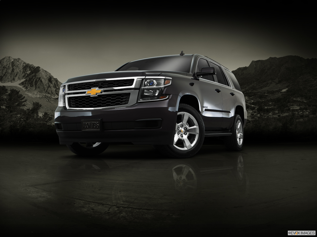2016 Chevrolet Tahoe In Reno Champion 2015 Chevy Chrome Roof Rack Exterior View Of