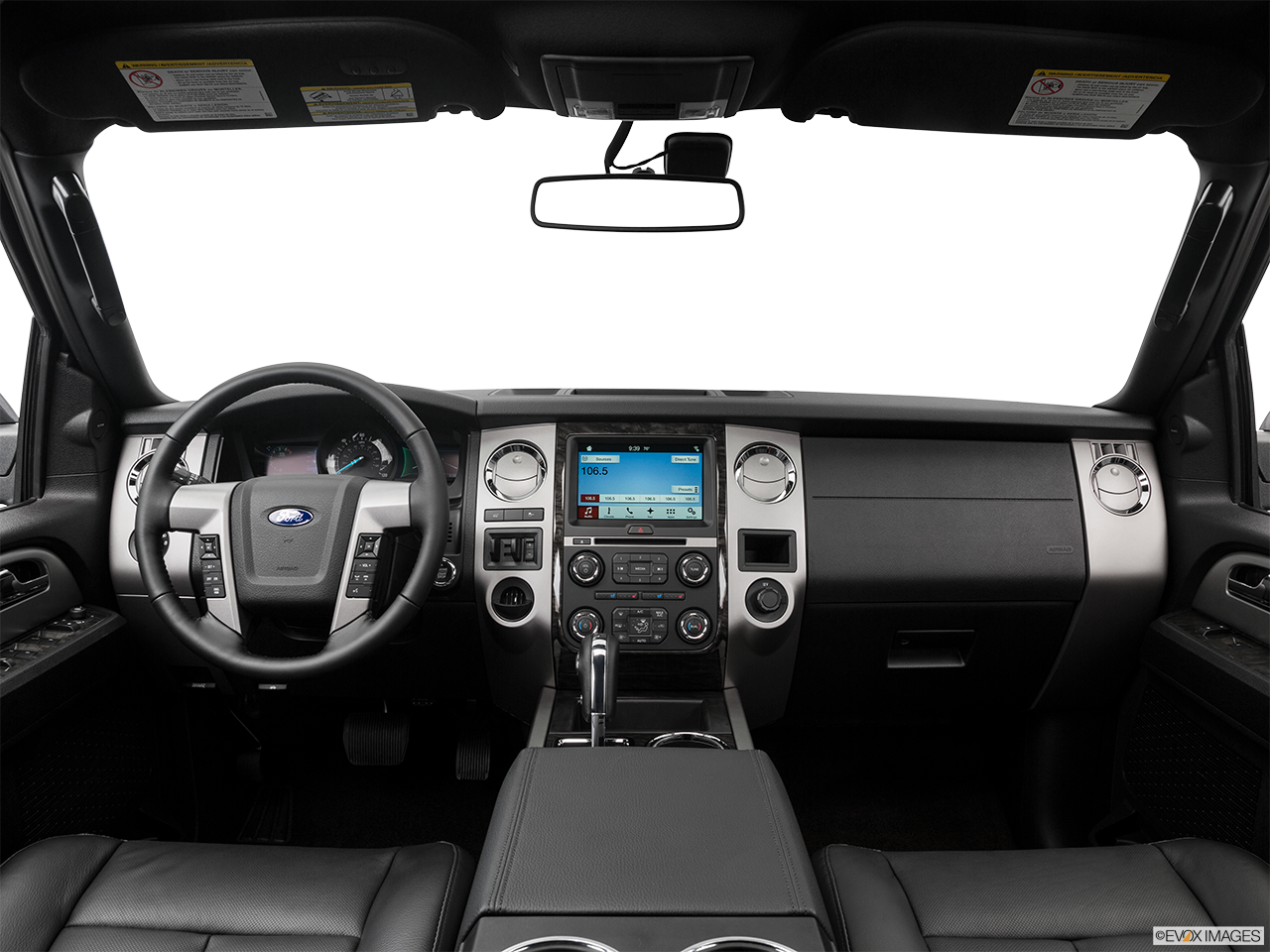 Interior View Of 2016 Ford Expedition in Harrisburg