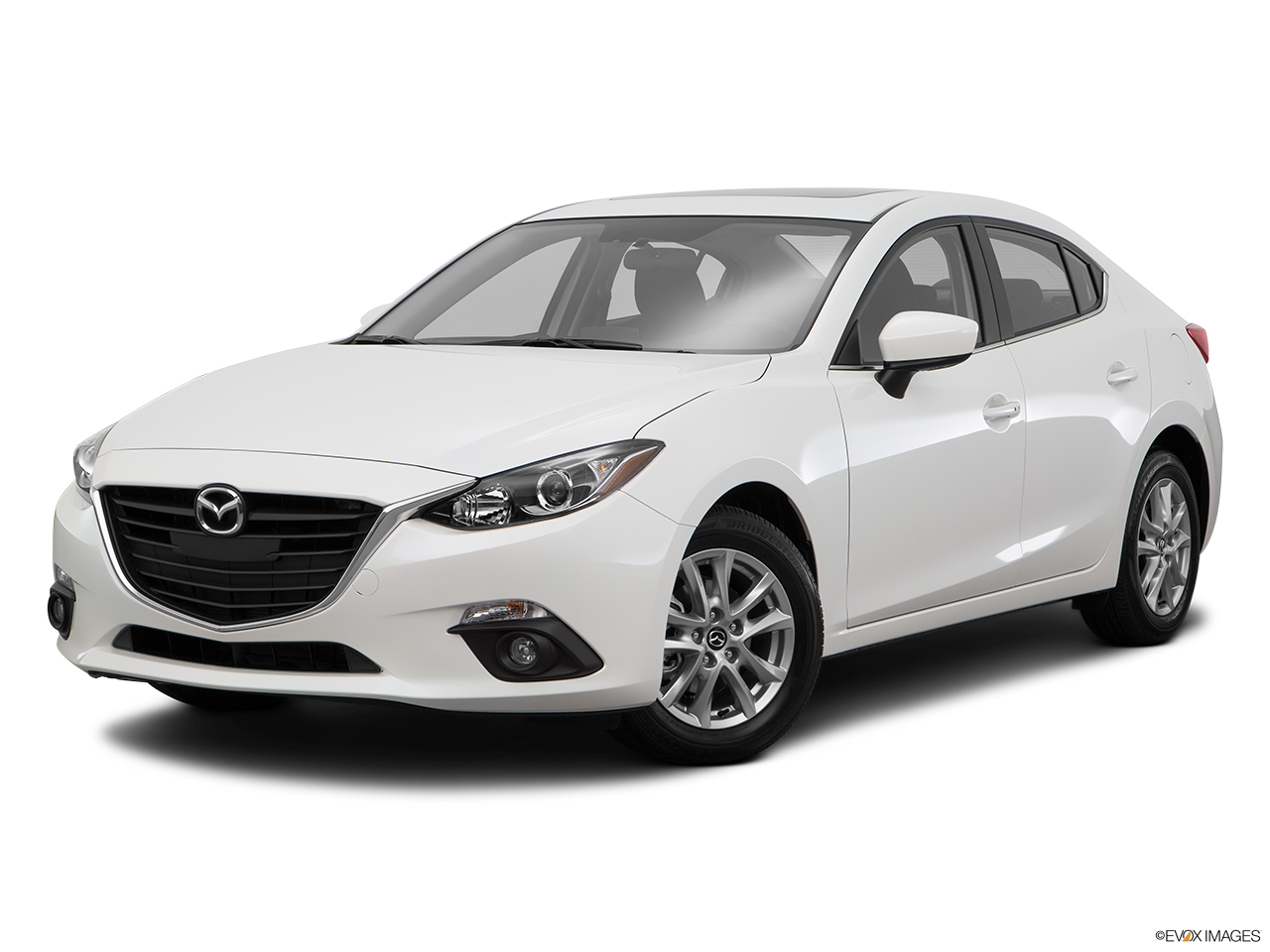 Test Drive A 2016 Mazda3 5-Door at Galpin Mazda in Los Angeles