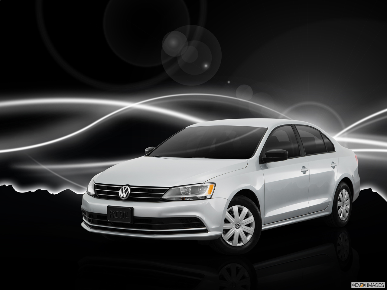 Exterior View Of 2016 Volkswagen Jetta in San Diego