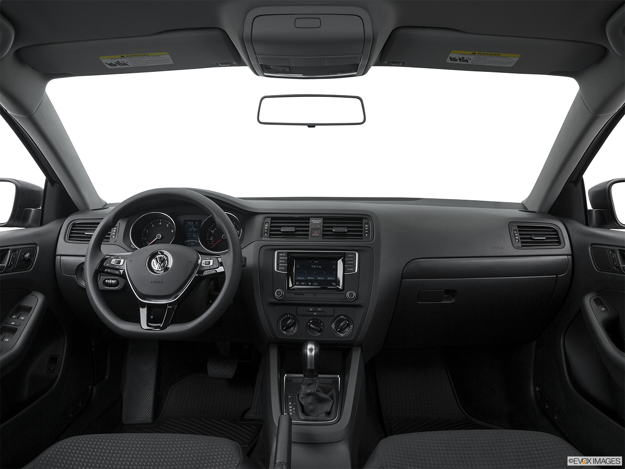 Interior View Of 2016 Volkswagen Jetta in San Diego