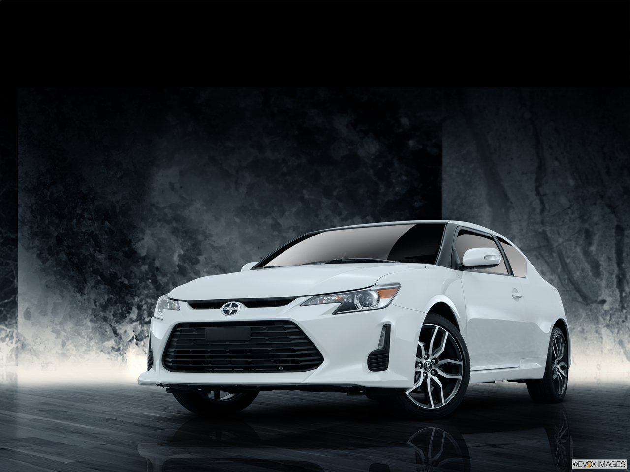 Exterior View Of 2016 Scion tC in Sacramento