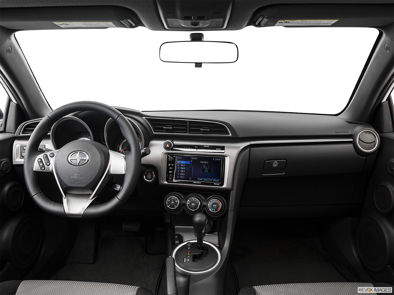 Interior View Of 2016 Toyota Scion tC in Sacramento