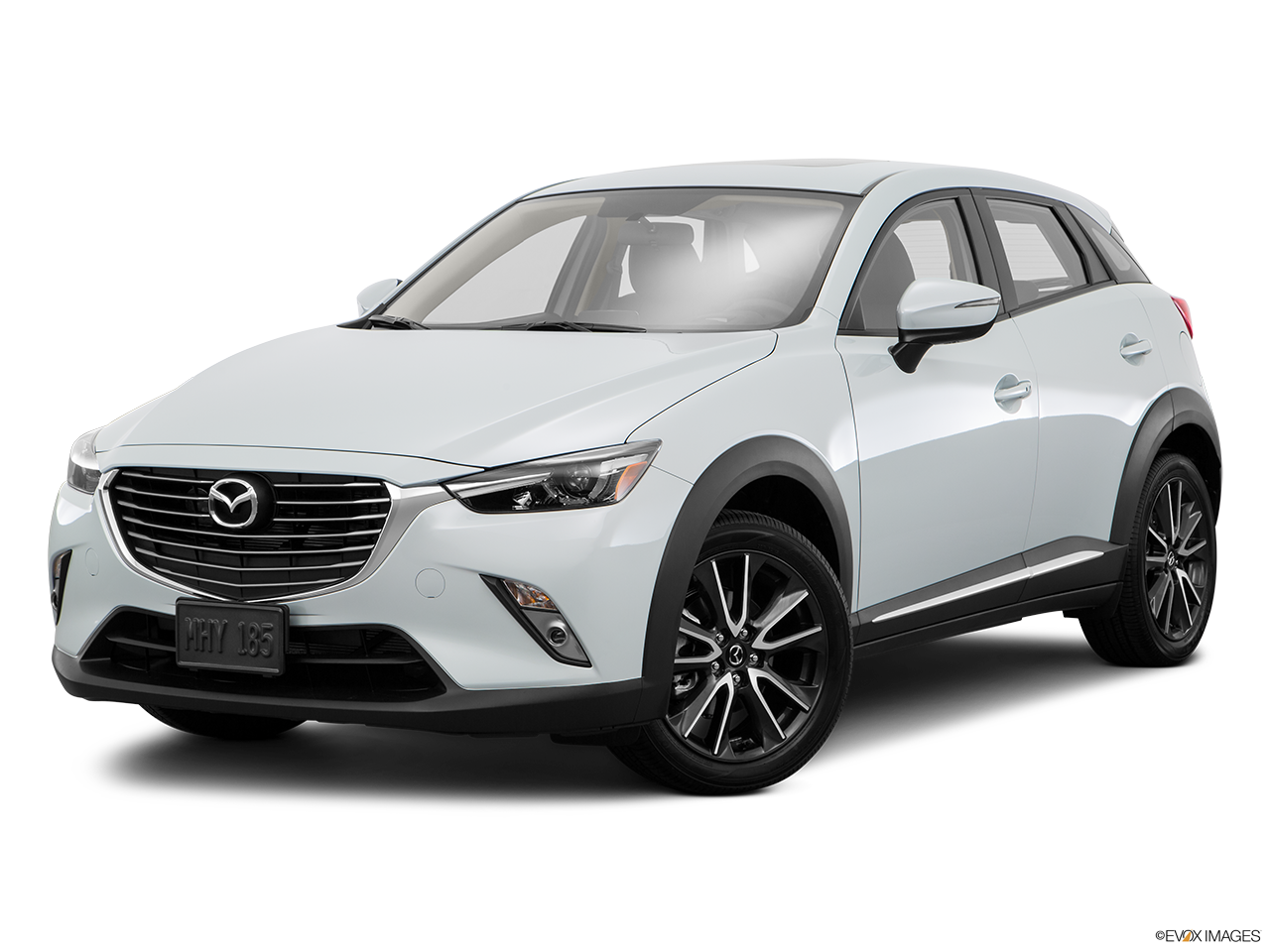 Test Drive A 2016 Mazda CX-3 at Galpin Mazda in Los Angeles