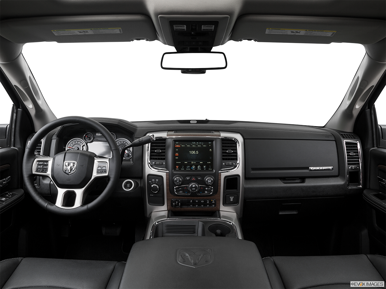 Interior View Of 2016 RAM 3500 DRW in Cherry Hill