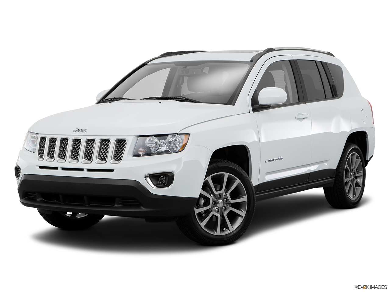 Test Drive A 2016 Jeep Compass at Premier Jeep in Tracy