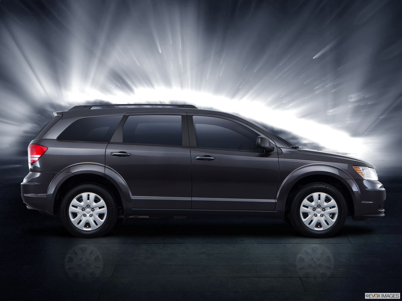 Exterior View Of 2016 Dodge Journey in Antioch