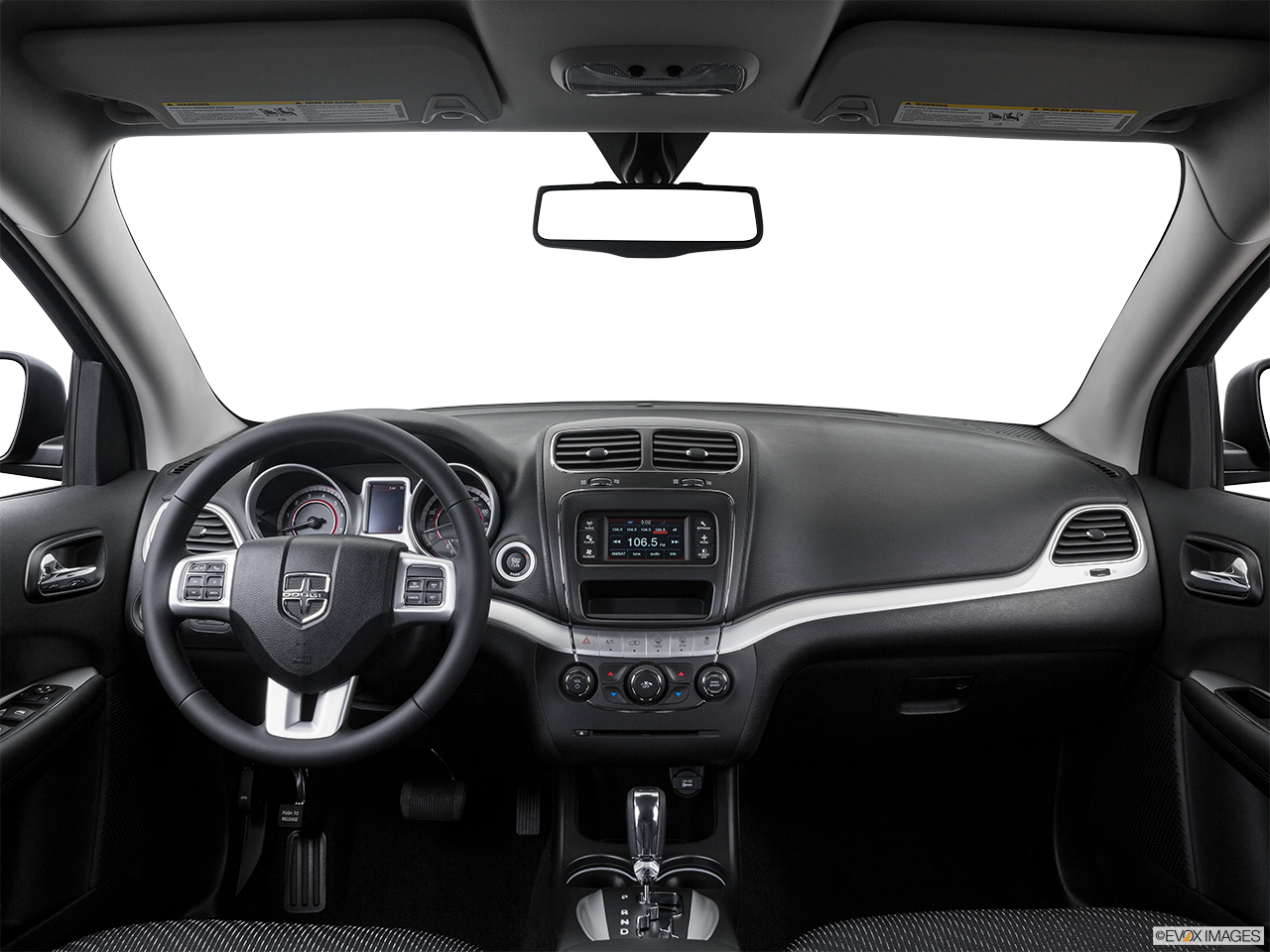 Interior View Of 2016 Dodge Journey in West Palm Beach