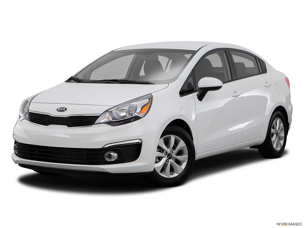 Test Drive A 2016 Kia Rio at Kia of Alhambra in Alhambra