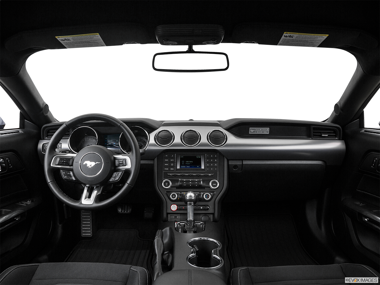 Interior View Of 2016 Ford Mustang in Canton