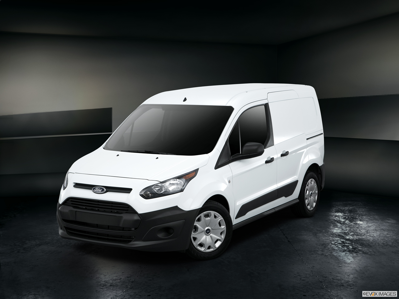 Exterior View Of 2017 Ford Transit in Los Angeles