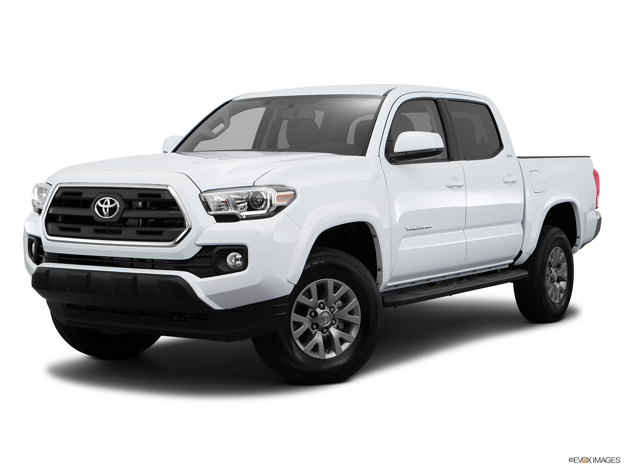 2015 Toyota Tacoma vs The Competition at Roseville Toyota