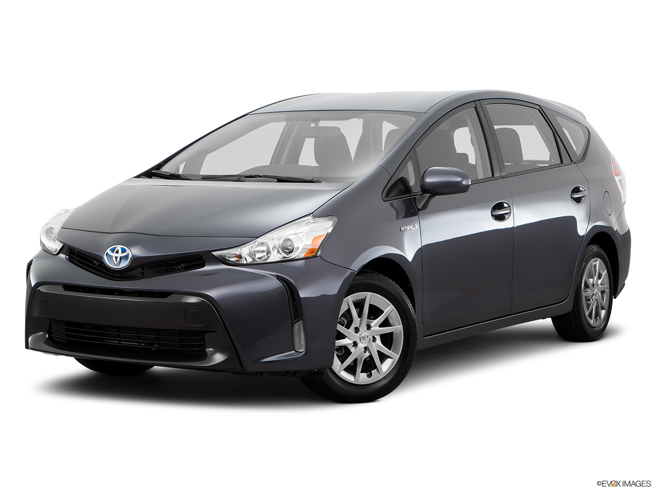 Test Drive A 2016 Toyota Prius V at Tustin Toyota in Tustin
