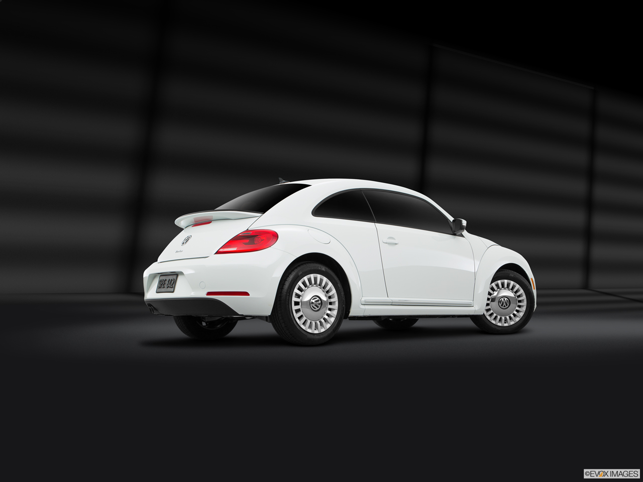 Exterior View Of 2016 Volkswagen Beetle in Franklin