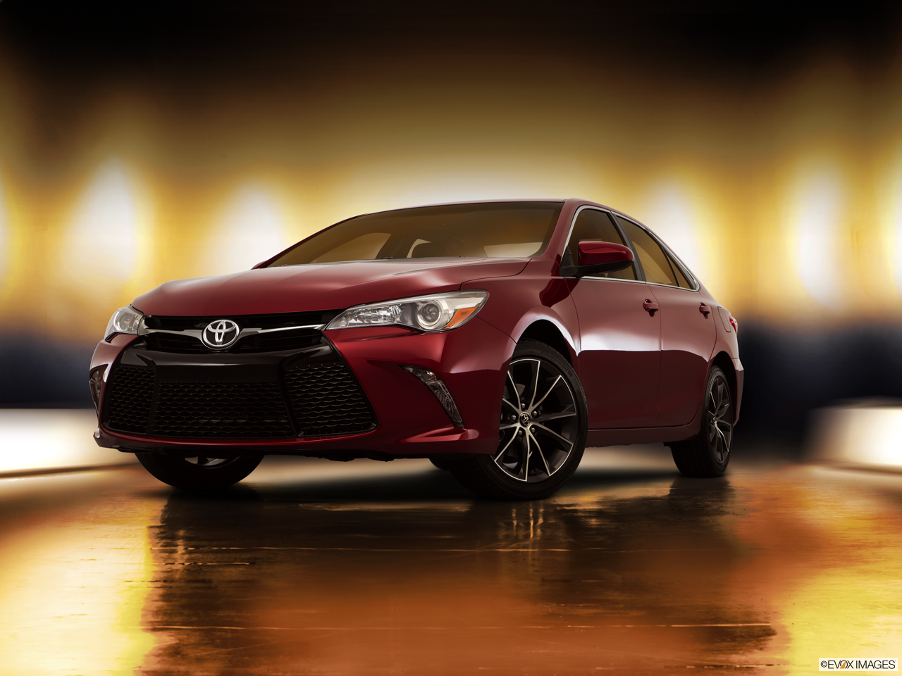 Exterior View Of 2017 Toyota Camry near San Diego