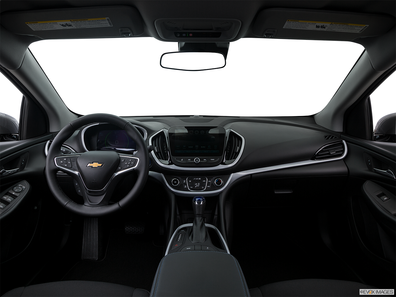 Interior View Of 2017 Chevrolet Volt In Newport News