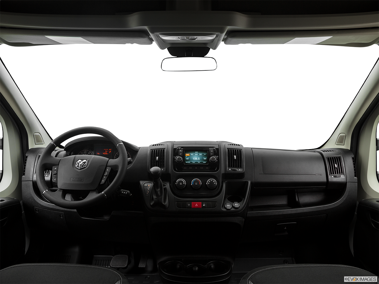 Interior View Of 2016 RAM ProMaster  in La Mesa