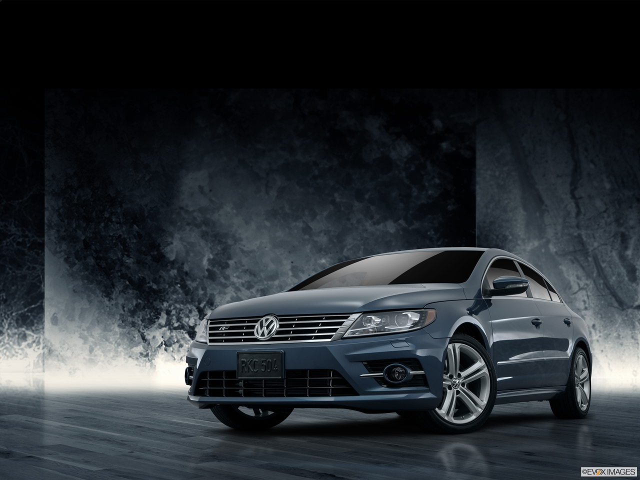 Exterior View Of 2016 Volkswagen CC in San Diego
