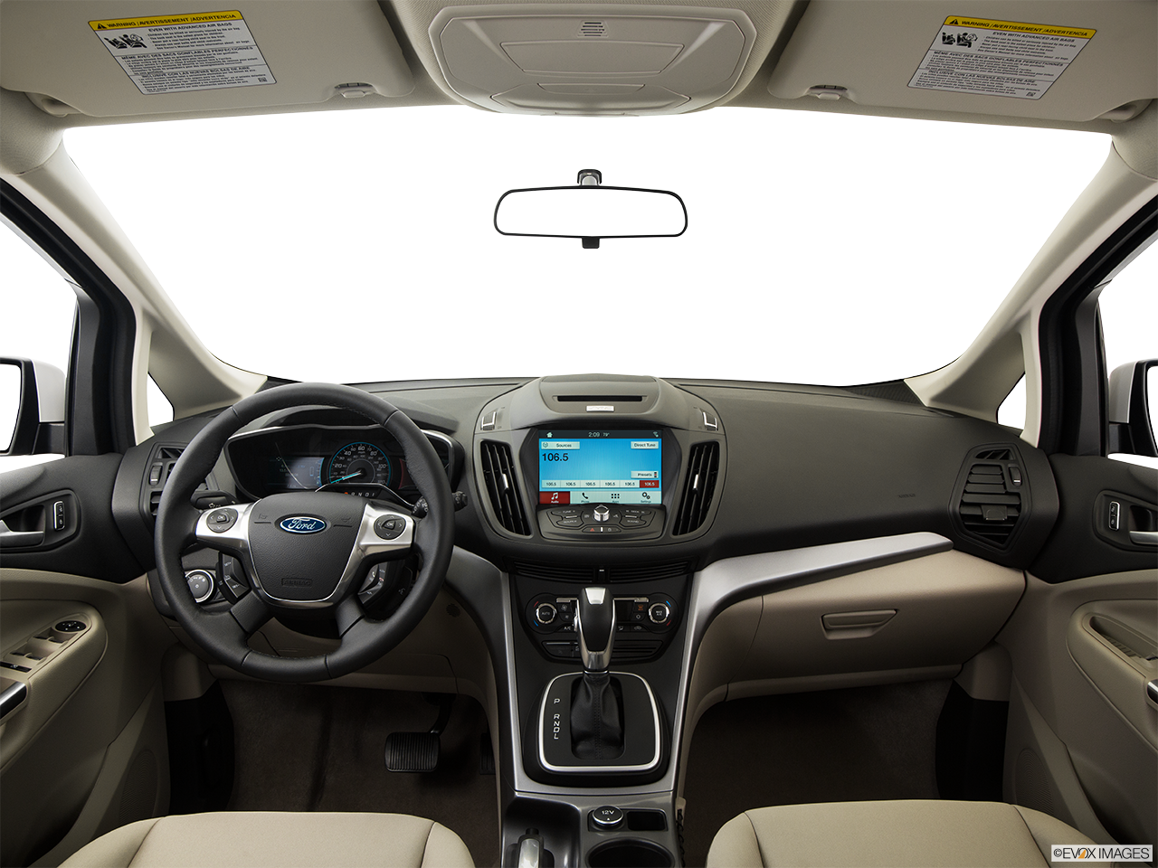 Interior View Of 2016 Ford C-Max in San Bernardino County