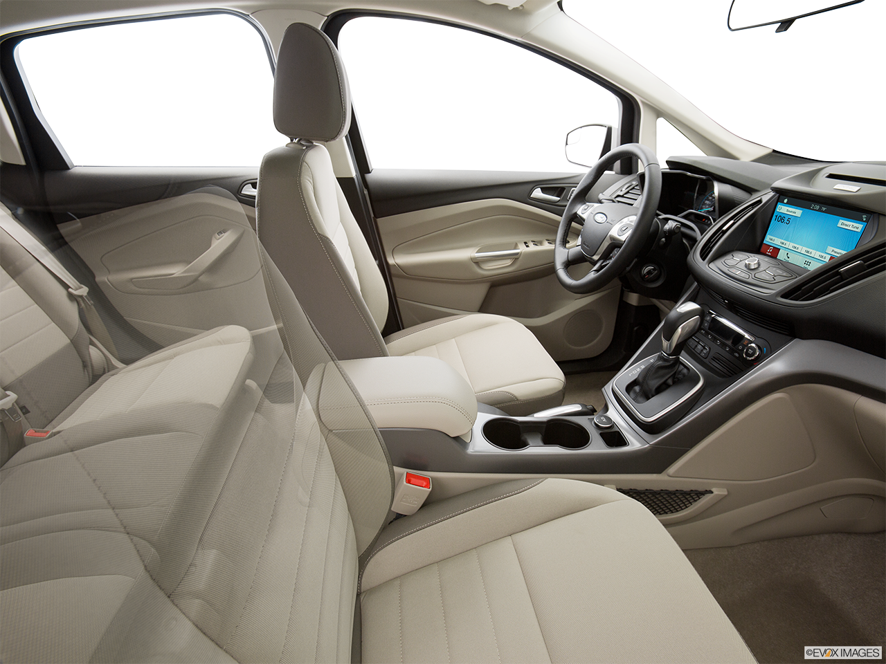 Interior View Of 2016 Ford C-Max in Los Angeles
