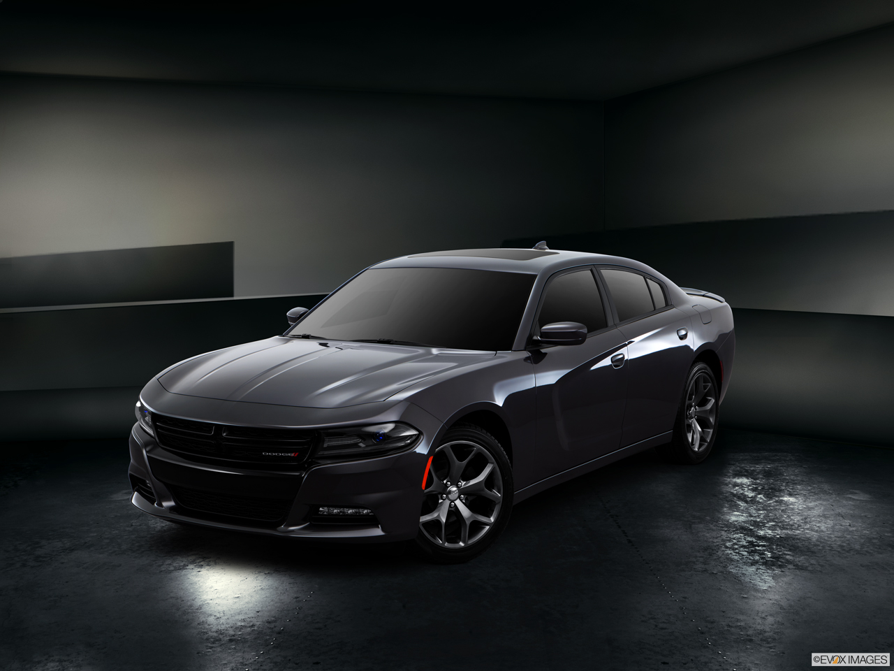 Exterior View Of 2016 Dodge Charger in Yuba City