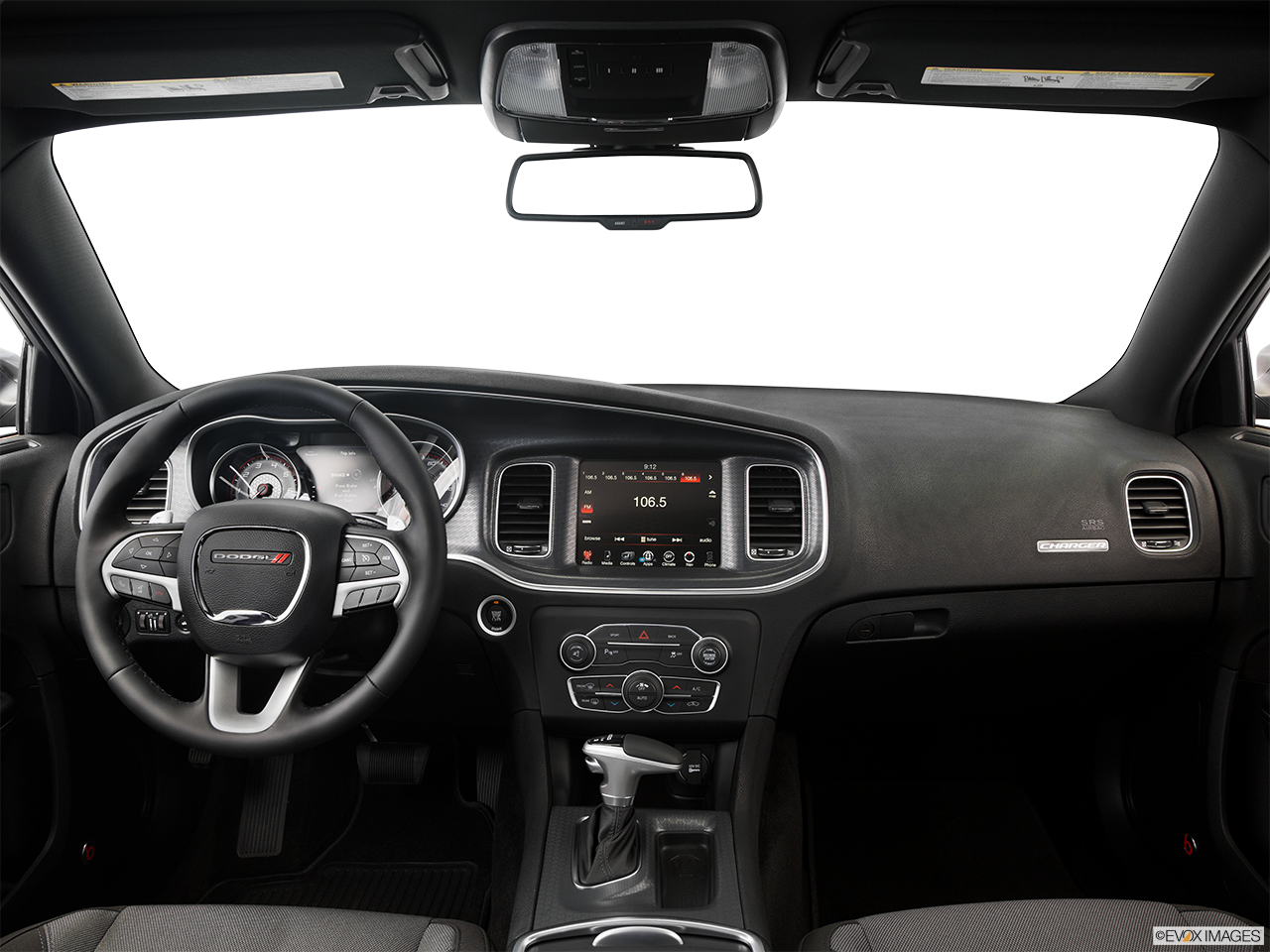 Interior View Of 2016 Dodge Charger in Yuba City