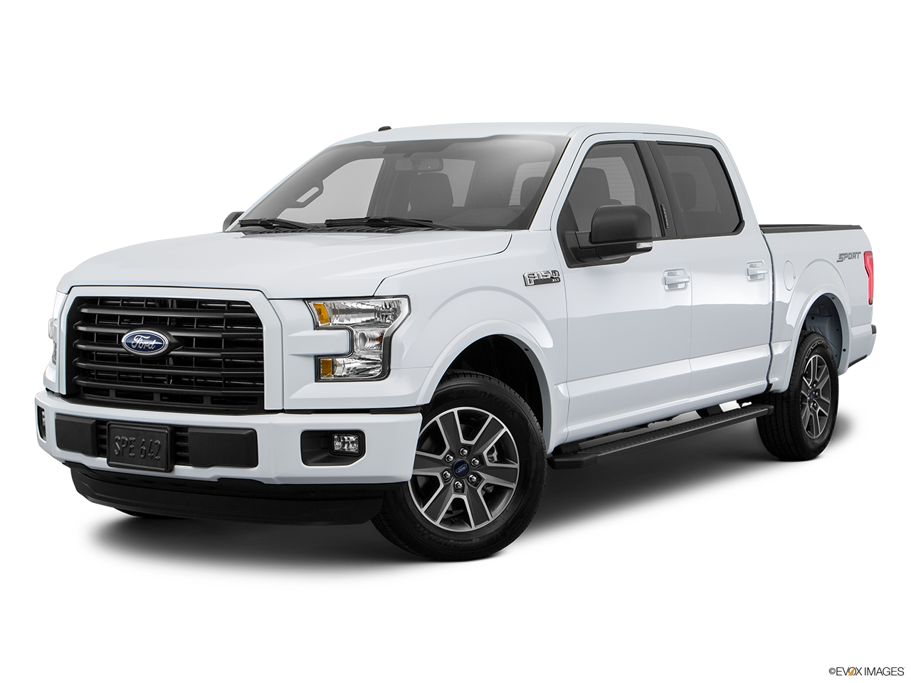 Test Drive A 2016 Ford F-150 at Sunland Ford in San Bernardino County